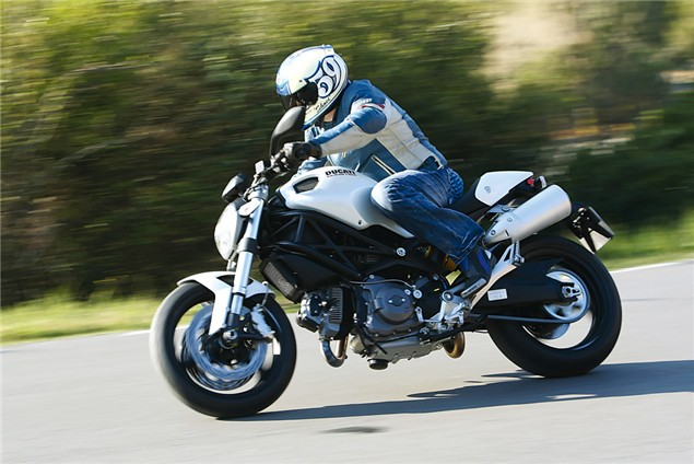 Living with a 2008 Ducati Monster 696