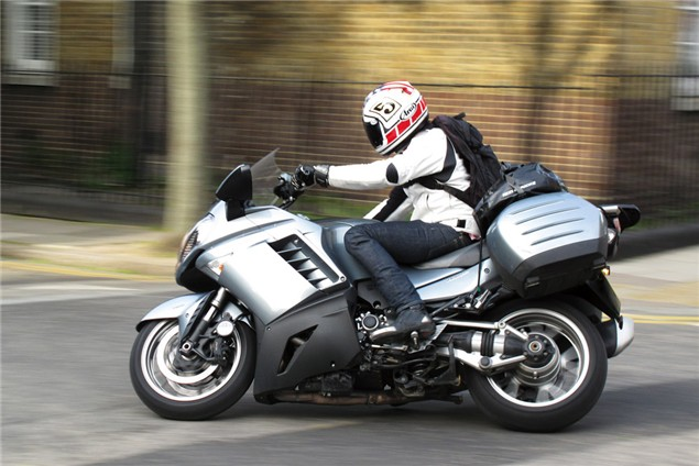 Living with a 2009 Kawasaki GTR1400