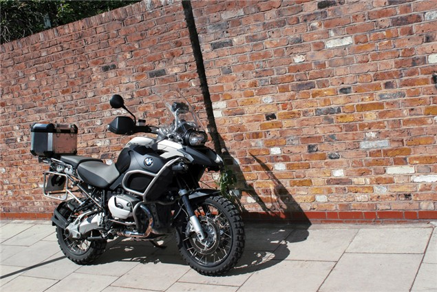 Living with a 2009 BMW R1200GS Adventure