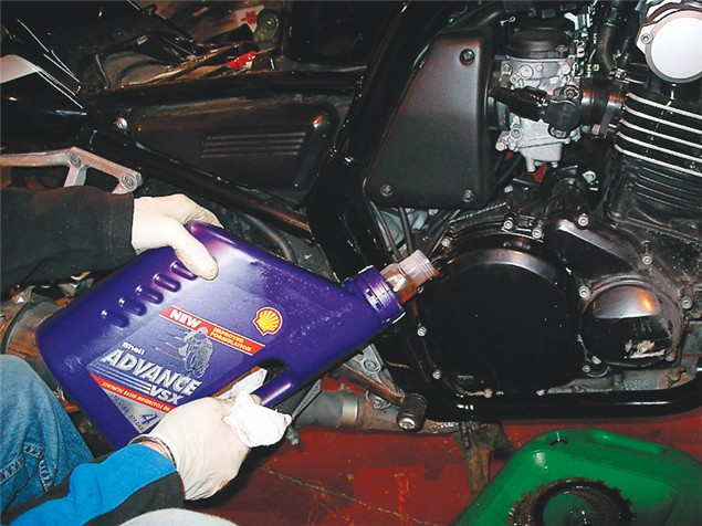 12 steps to changing your clutch