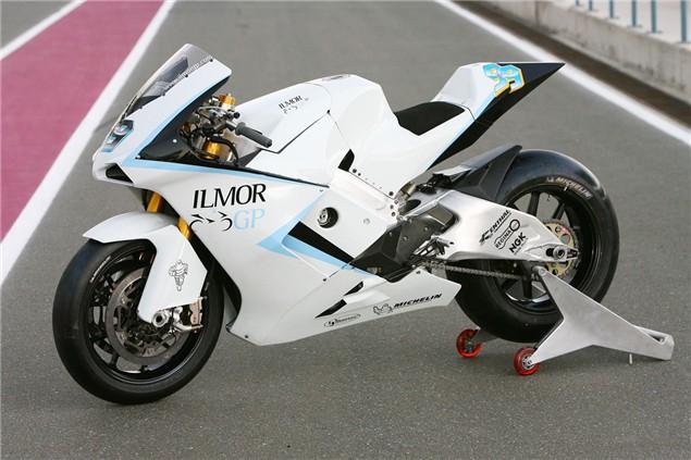First non-factory 2012 1000cc MotoGP bike undegoes testing at Jerez