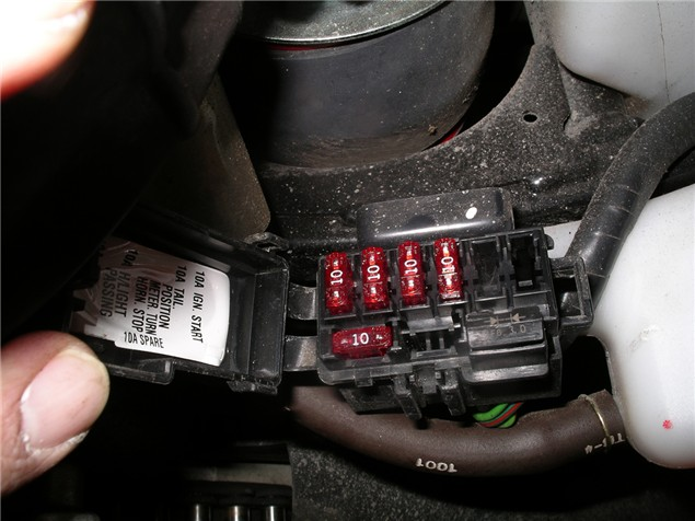 10 steps to sorting our your electrics