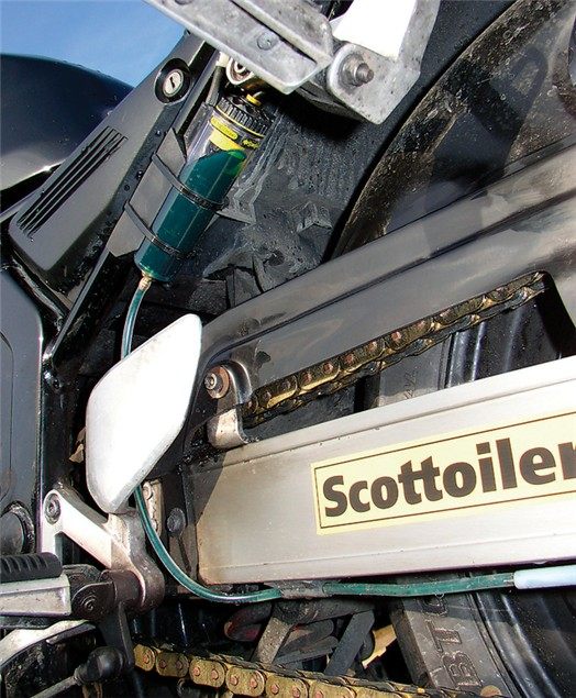 D.I.Y: How to fit a Scottoiler
