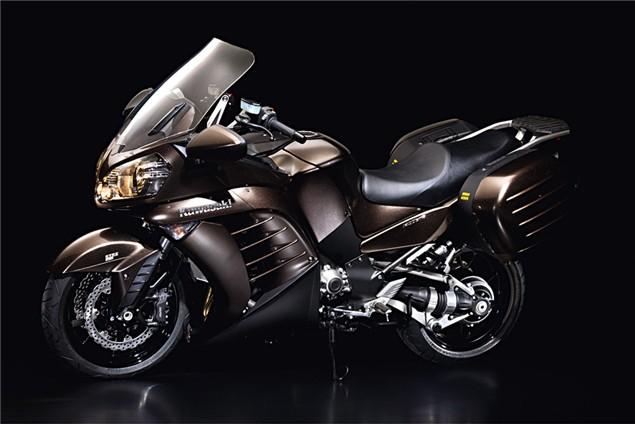 2010 Kawasaki model line-up