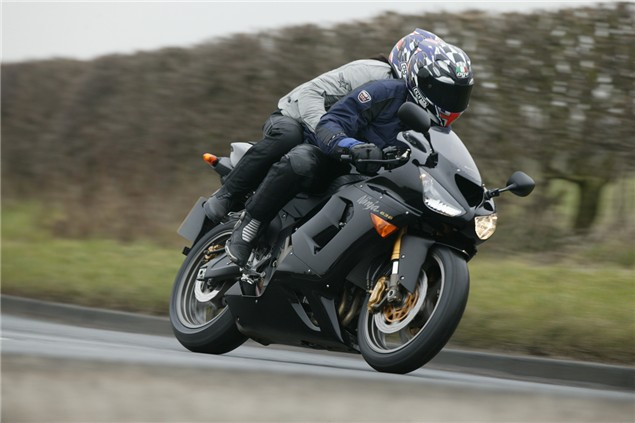 Dirty Weekend: 250-mile pillion test