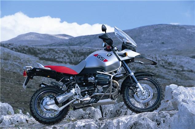 First Ride: 2002 BMW R1150GS Adventure