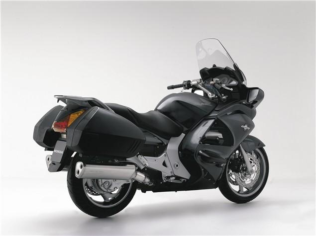 First Ride: 2006 Honda ST1300 Pan European