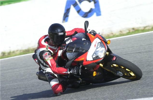 First Ride: 2002-03 Aprilia RSV-R Mille