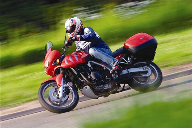 First Ride: 2004 Triumph Tiger