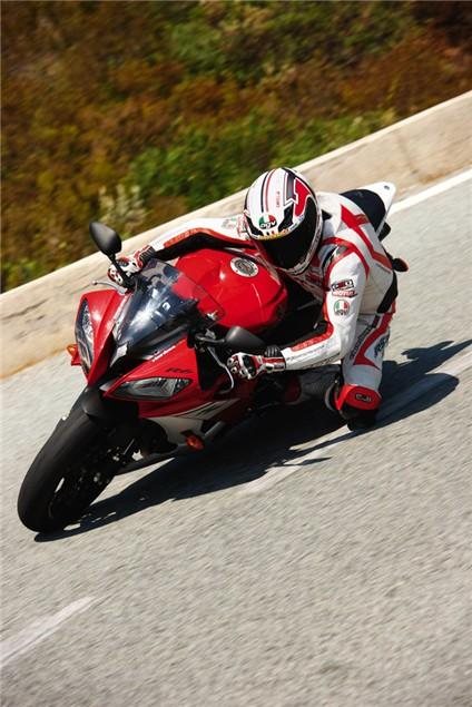 Longest Test: Yamaha YZF-R6