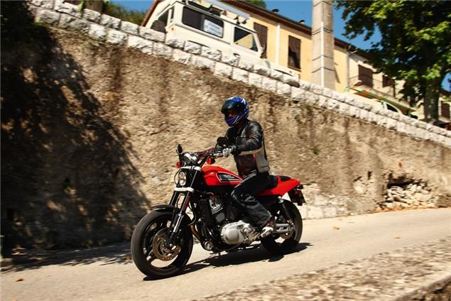 Longest Test: Harley-Davidson XR1200