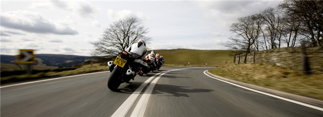 Spot the Difference - 2008 Supersport 1000 Test