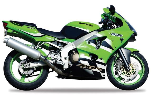 Second Chance: 2002 Kawasaki ZX-6R