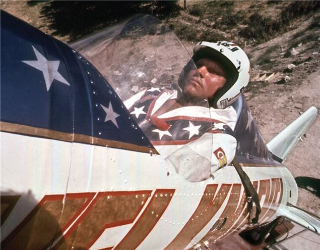 Bad Boy No 7: Evel Knievel