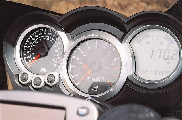 Road Test: Triumph Sprint ST
