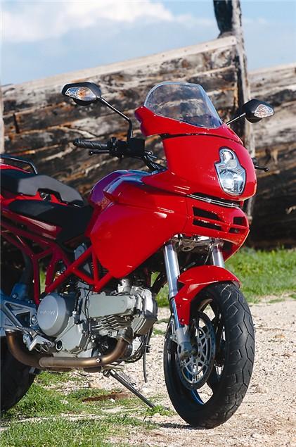 Road Test: Ducati Multistrada 620