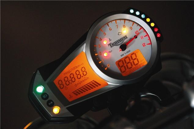 Road Test: Triumph Speed Triple