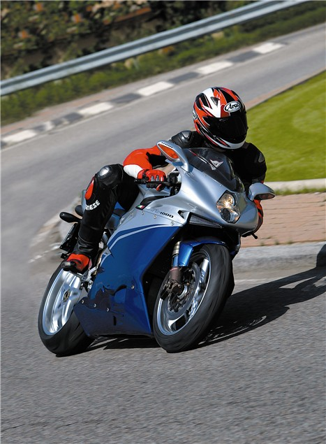 First Ride: 2004 MV Agusta F4 1000S