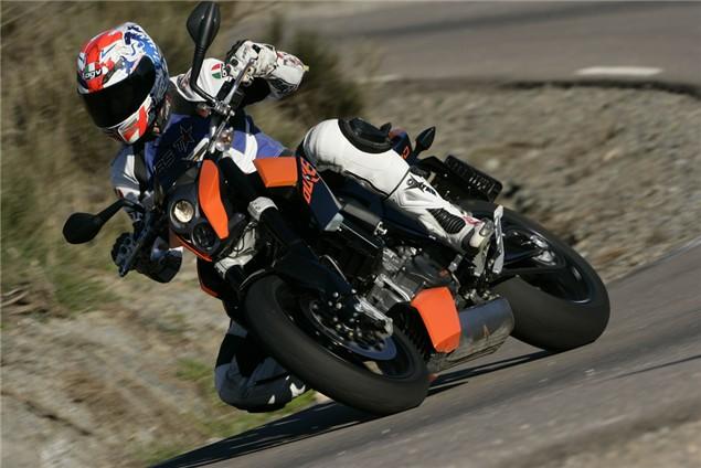 First Ride: KTM 690 Duke
