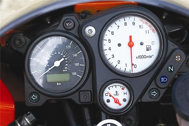 Used Review: Honda VTR Firestorm