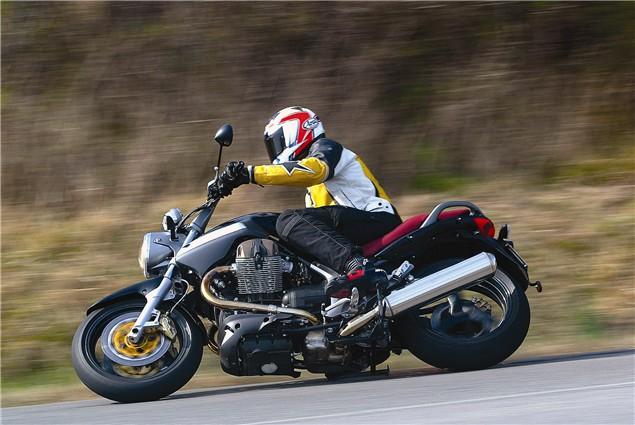 Road Test: Moto Guzzi Breva V1100