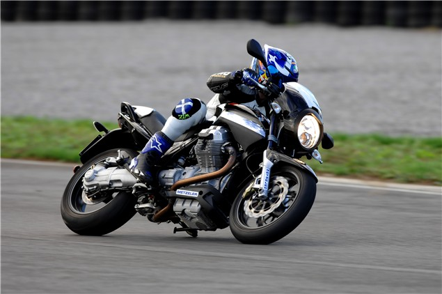 First Ride: 2007 Moto Guzzi 1200S review