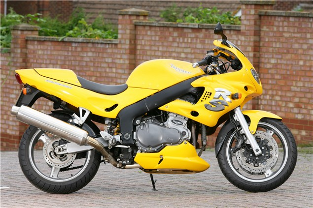 Used Review: Triumph Sprint RS