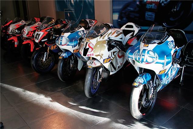 Dream Factories - Tours of Aprilia and Ducati