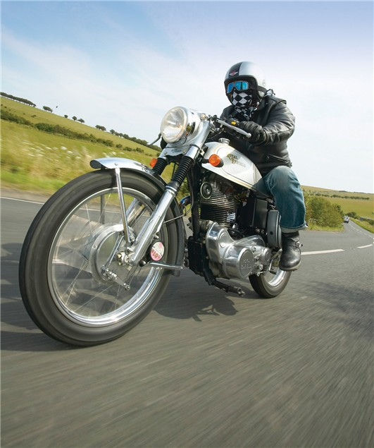 Buying and running a classic bike