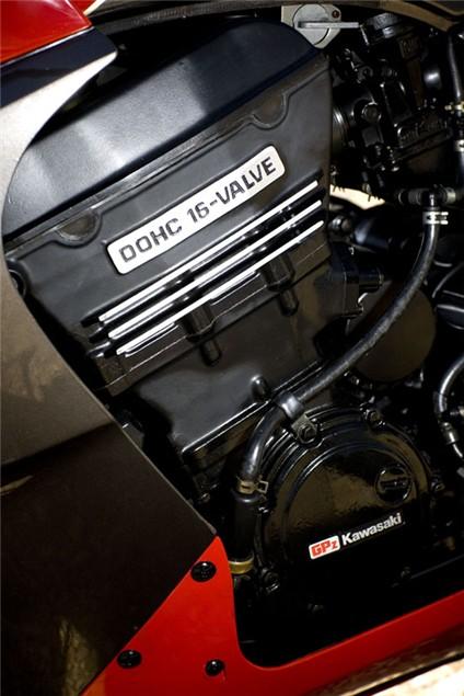 Class of '84: Suzuki Katana 1100 v. Kawasaki GPZ900R