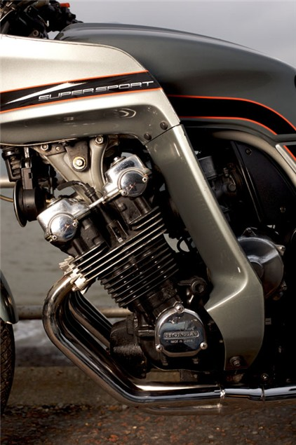 Classic Scrap: Honda CBX1000 vs. Kawasaki Z1300