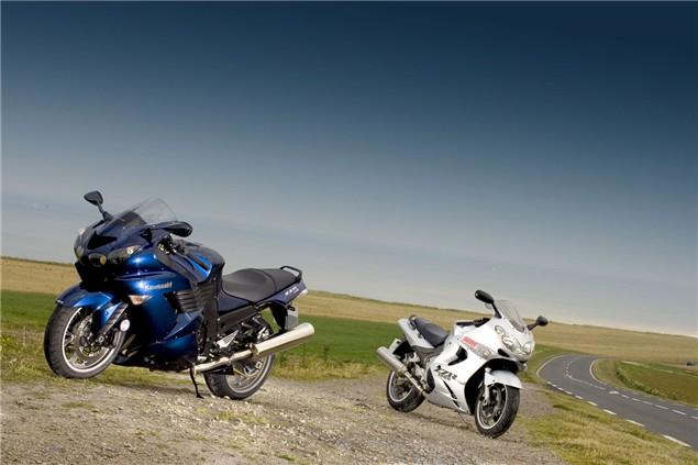 Splitting Heirs: Kawasaki ZZ-R1200 v ZZR1400