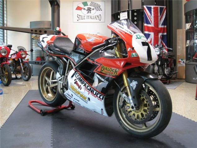 Rare superbikes go up for sale