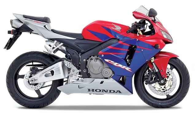 Supersport Superstars - 2005 600cc test