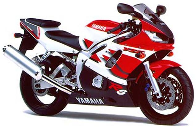 Splitting heirs: Yamaha YZF-R6 2005 vs. 2006