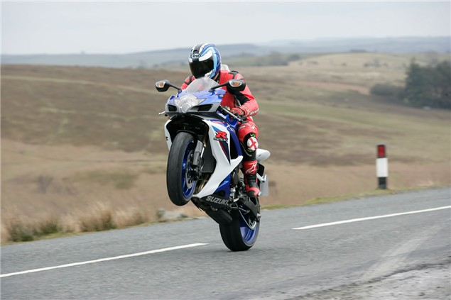 Road Test: 2007 600 Supersport review