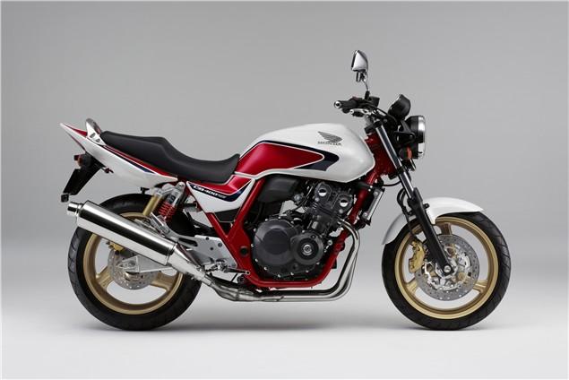 Honda CB400 Super Four Special Edition
