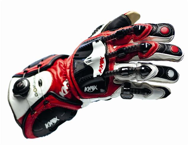 New: Knox Handroid race glove