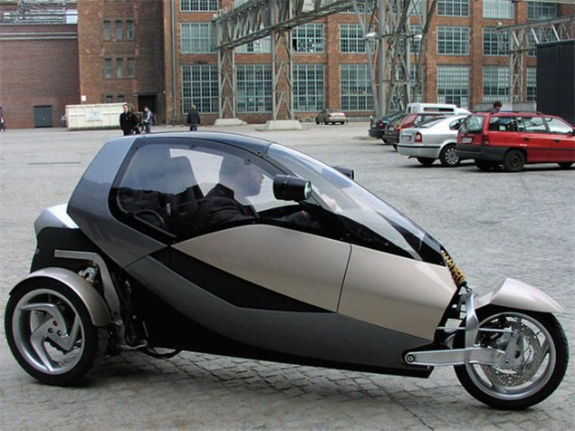 BMW iBikes in the pipeline