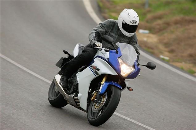 First Ride: 2011 Honda CBR600F