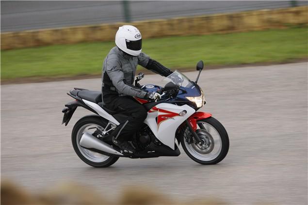 First Ride: 2011 Honda CBR250R