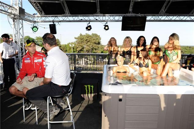 MotoGP Grid Girl Gallery: Monster Party