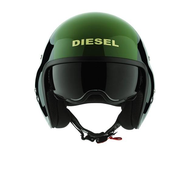 Diesel and AGV release the Hi-jack helmet