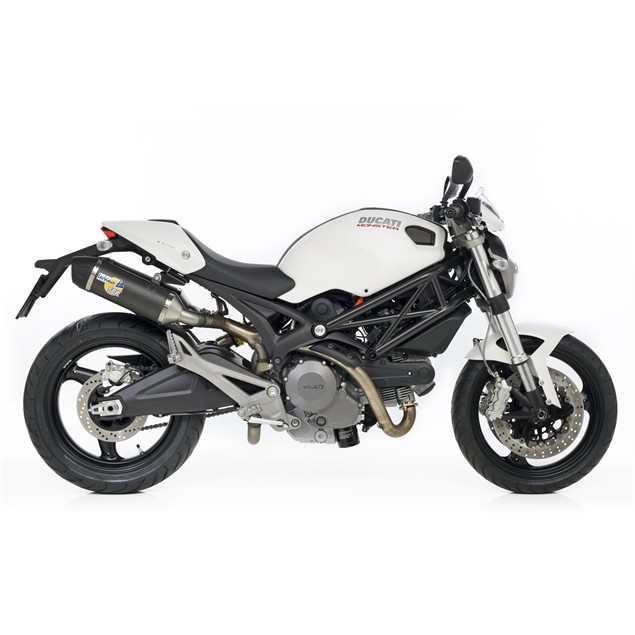 Leo Vince LV-ONE exhausts for Ducati Monster