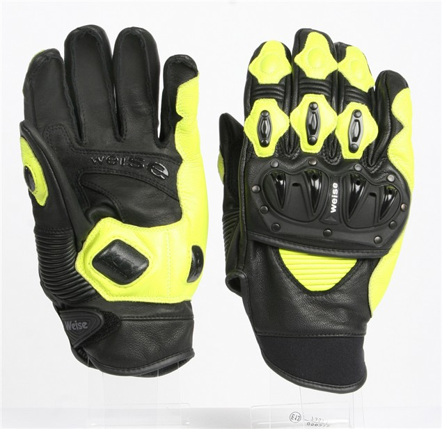 Weise release Knox armoured gloves