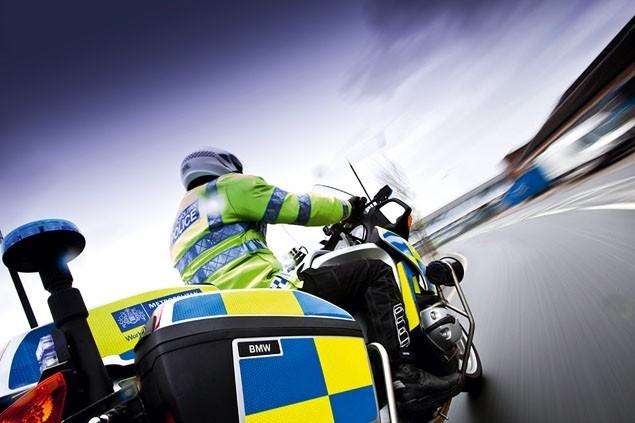 Warwickshire Police target bikers