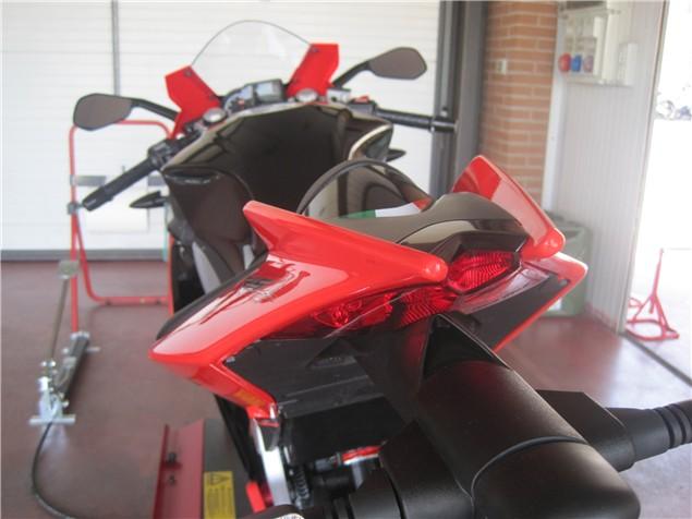 First ride: Aprilia RS4 125