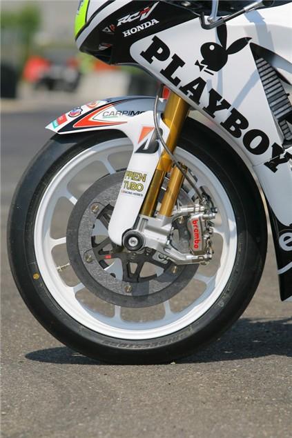 LCR Honda's experimental 'Blade