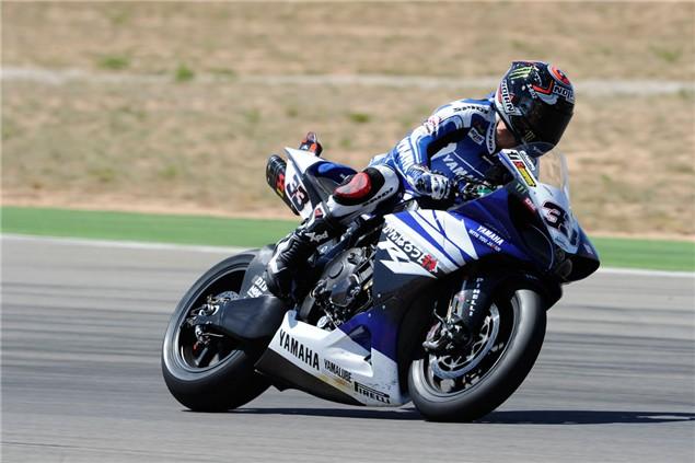 WSB 2011: Aragon Race 2 Results