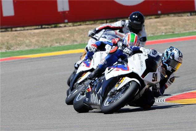 WSB 2011: Aragon Race 1 Results